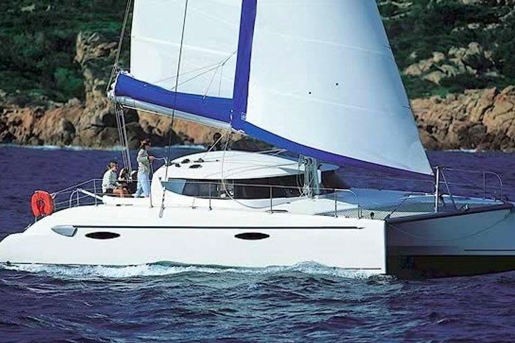 Charter Yacht Lavezzi 40 - 4 Cabins + 2 - Grenada