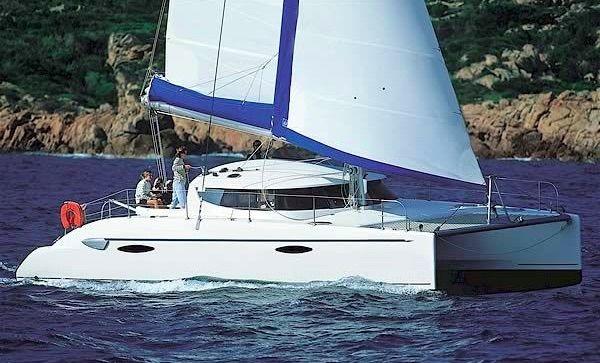 Lavezzi 40 - 4 Cabins + 2 - Grenada