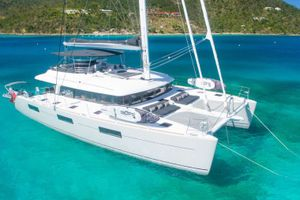 LE REVE - Lagoon 620 Owners Version - 3 Cabins - Tortola - St Thomas - Leeward Islands - Virgin Islands
