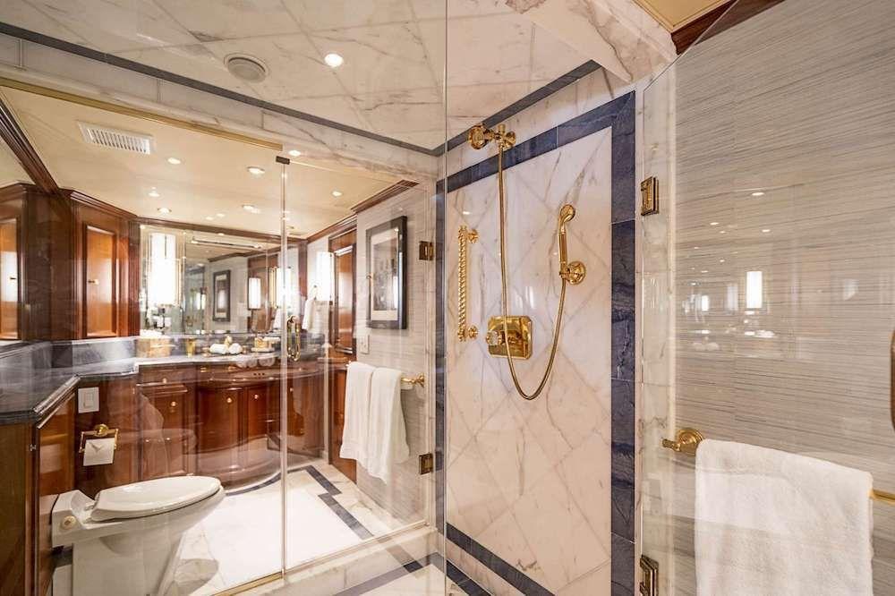 LEGACY Motor Yacht Master Bath