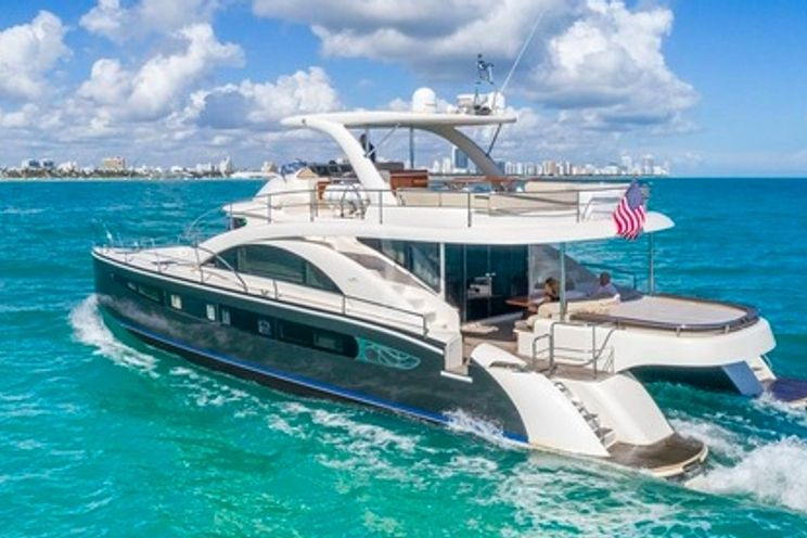 Charter Yacht LEGEND AND SOUL - Rodriguez Yachts 62 - Miami Day Charter - Miami - Ft Lauderdale