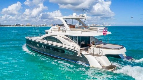 LEGEND AND SOUL - Rodriguez Yachts 62 - Miami Day Charter - Miami - Ft Lauderdale