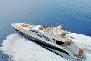 LEONARDO - Azimut 98E - 4 Cabins - Ajaccio - Bonifacio - Corsica: