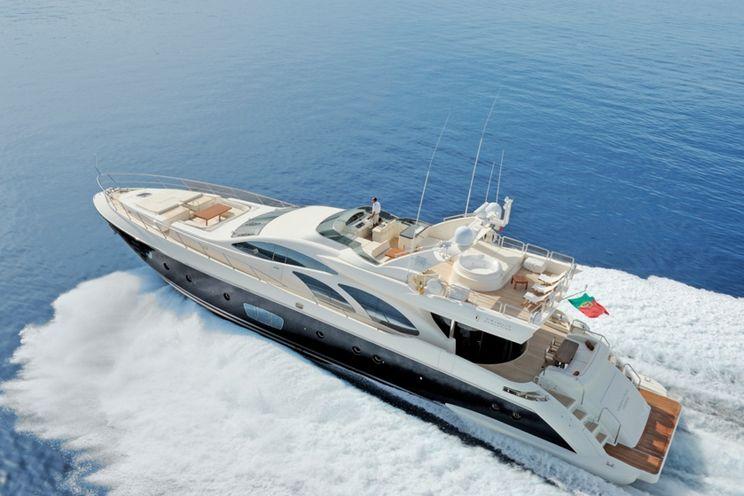Charter Yacht LEONARDO - Azimut 98E - 4 Cabins - Ajaccio - Bonifacio - Corsica: