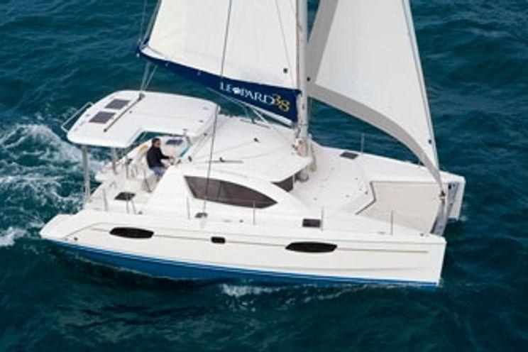 Charter Yacht Leopard 384 - 4 Cabins - Cannigione - Sardinia