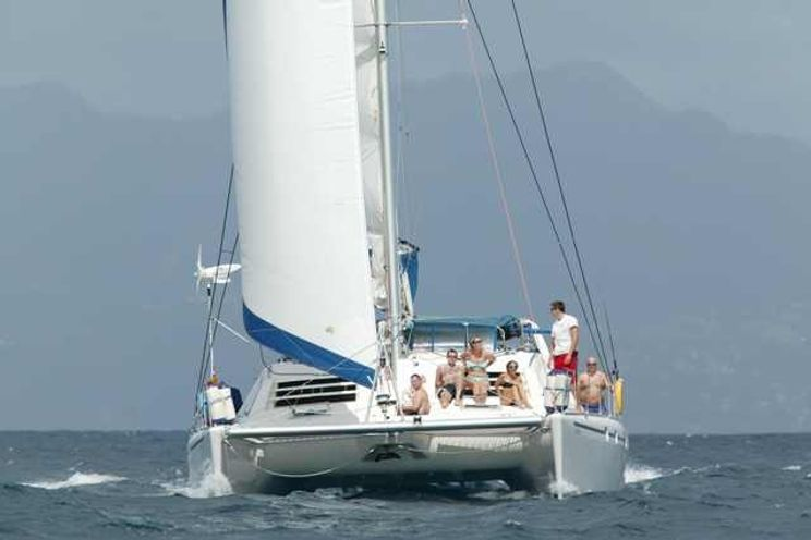 Charter Yacht Leopard 45 - 3 Cabins - Pearl Islands - Panama
