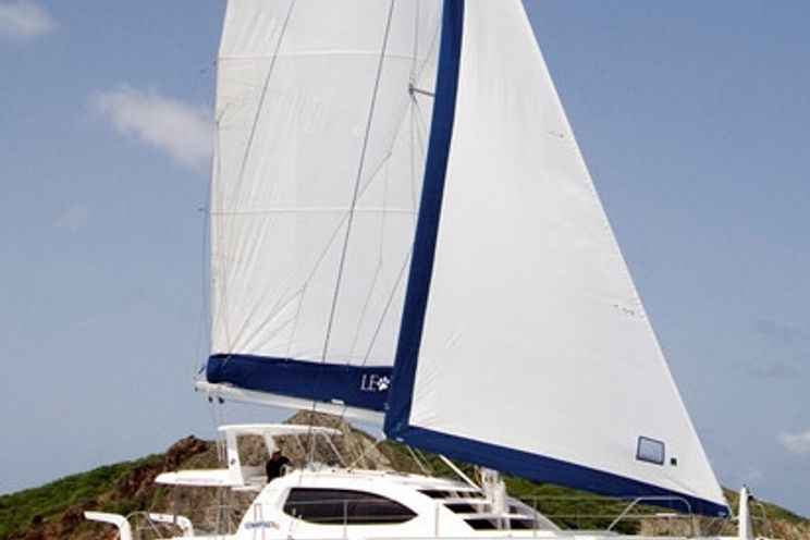 Charter Yacht Leopard 46 - 4 + 2 Cabins - Tortola
