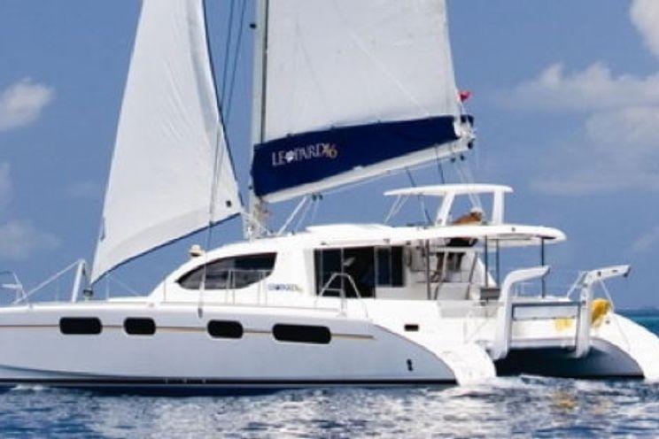 Charter Yacht Leopard 46 - 4 Cabins - Phuket,Thailand