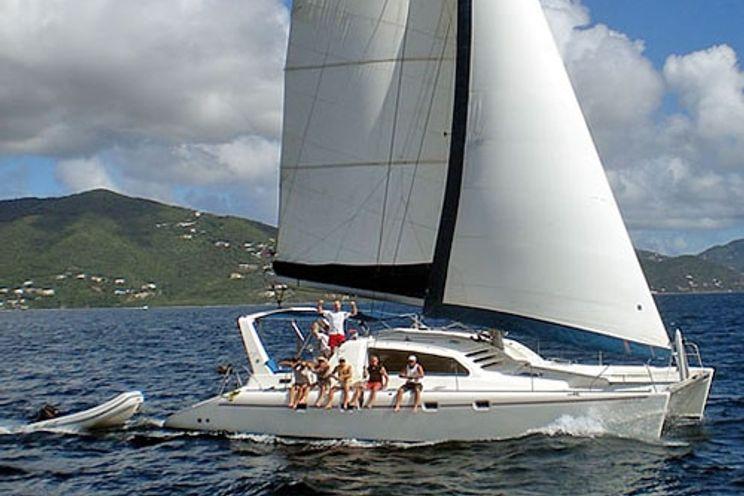 Charter Yacht Leopard 4700 - 4 Cabins - Grenada