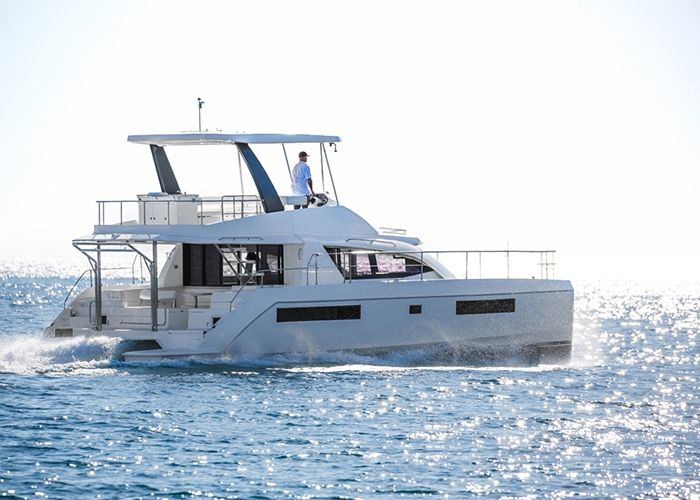 Leopard 43 PC - Day Charter 15 Guests - 3 Cabins Liveaboard - Phuket, Thailand
