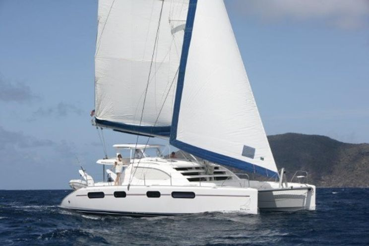 Charter Yacht Leopard 46 - 4 + 1 Cabins - St Vincent - Grenada - The Grenadines