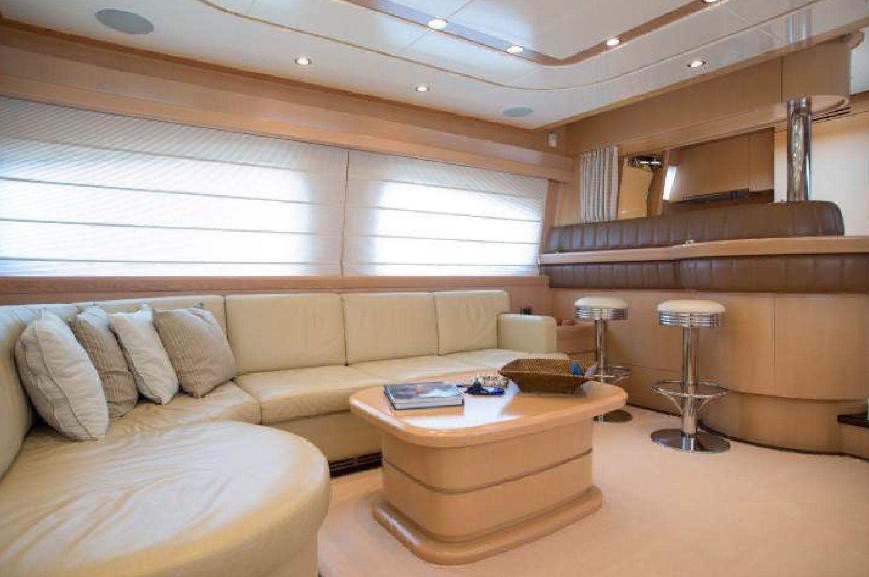 LETTOULI III Posillipo 21m Lounge