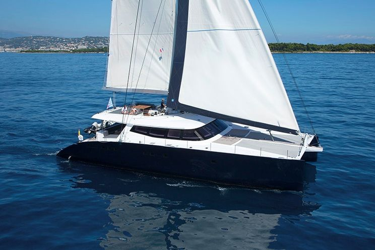 Charter Yacht LEVANTE - Sunreef 80 - 4 Cabins - Fiji - Tahiti - Bora Bora - New Caledonia - Australia - Solomon Islands