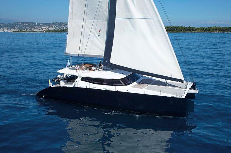 LEVANTE - Sunreef 80 - 4 Cabins - Fiji - Tahiti - Bora Bora - New Caledonia - Australia - Solomon Islands