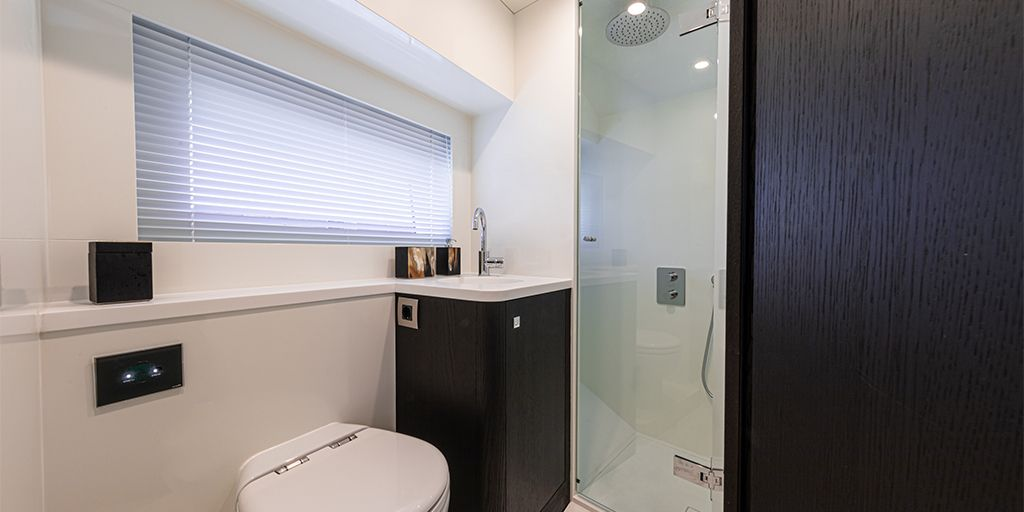 LIBERTAS ONE Sichterman Bathroom