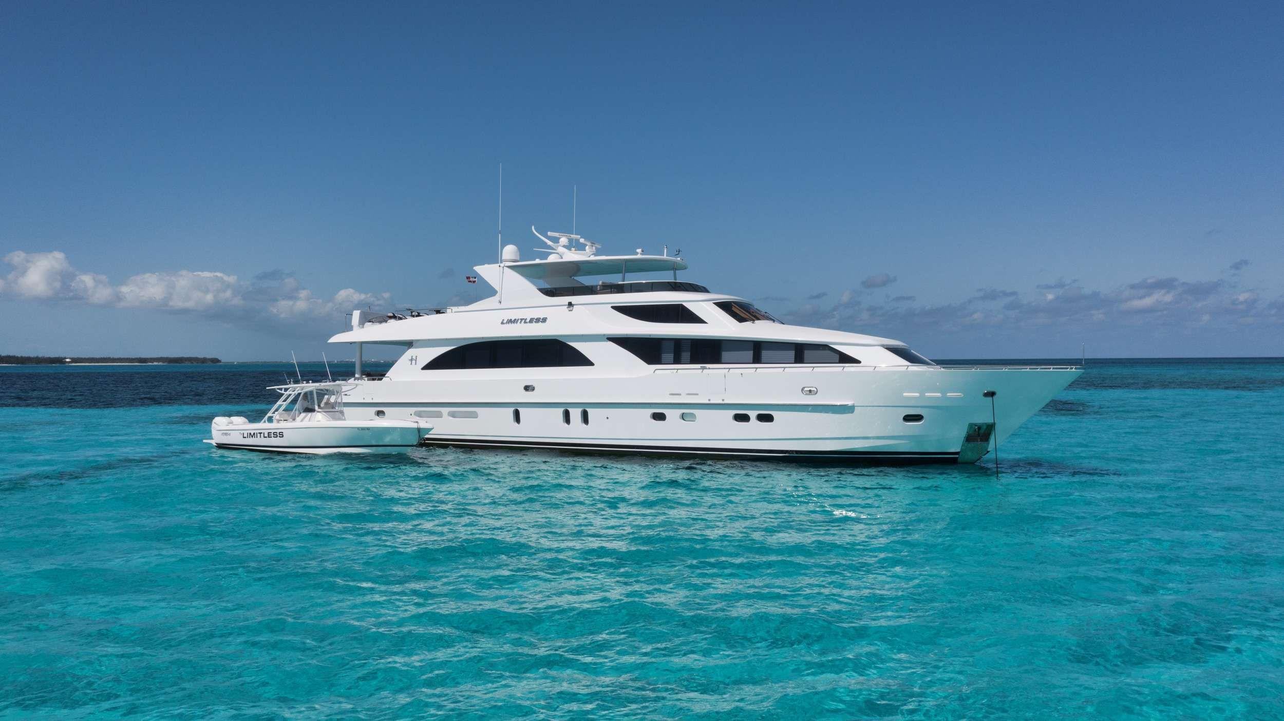 LIMITLESS - Hargrave 101 - 4 Cabins - Nassau - Exumas - Bahamas
