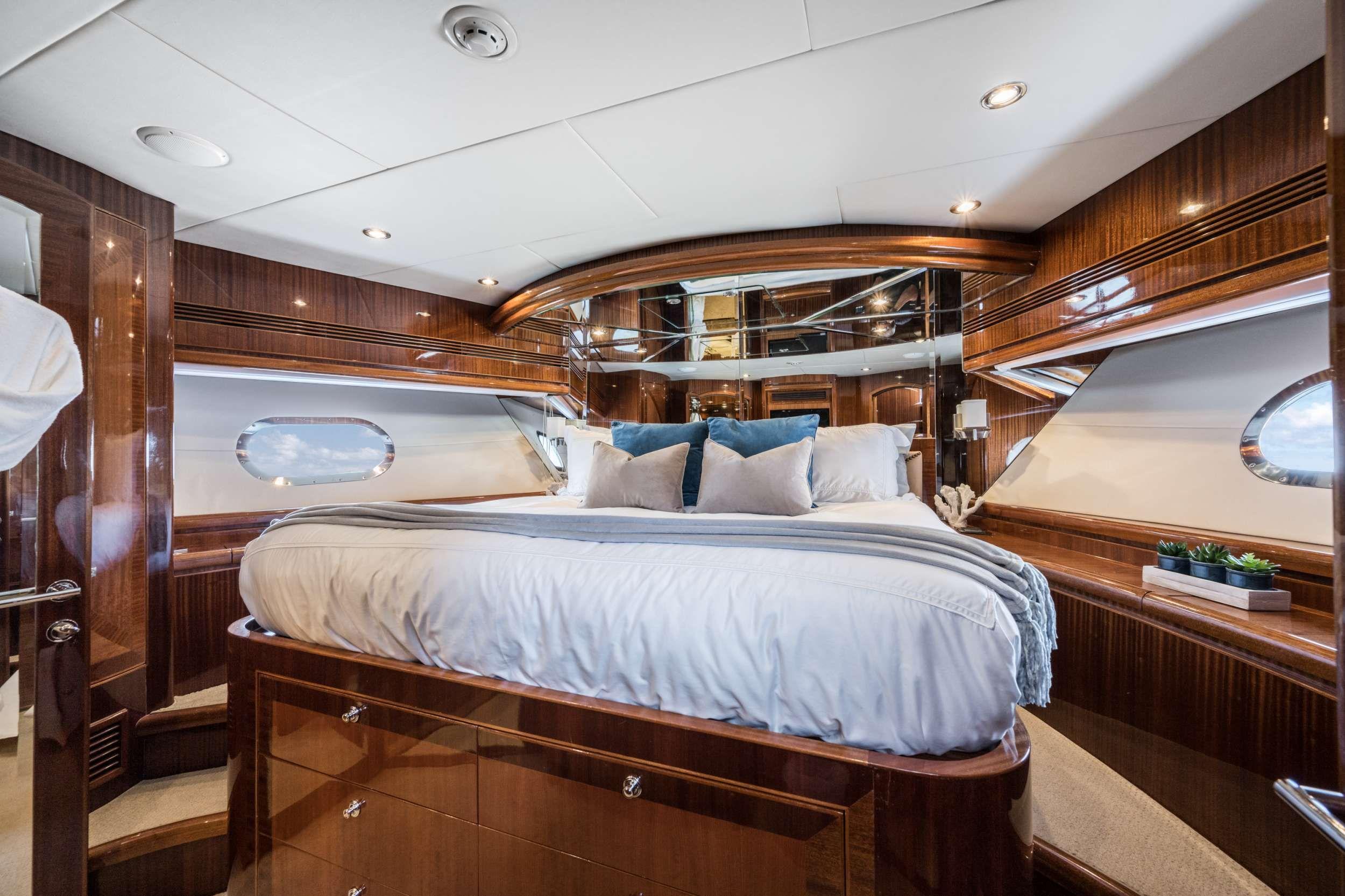 LIMITLESS Crewed Motor Yacht King VIP