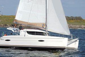Lipari 41(2014)- 3 Cabins - British Virgin Islands