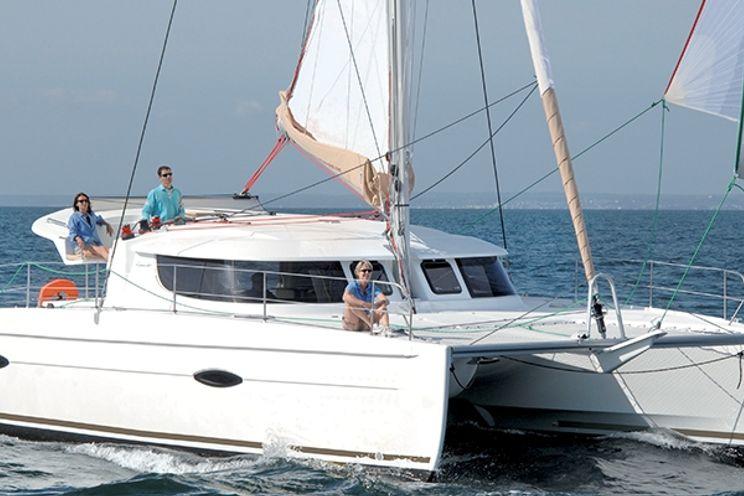 Charter Yacht Lipari 41 - 3 Cabins + 1 - Solenzara - Corsica