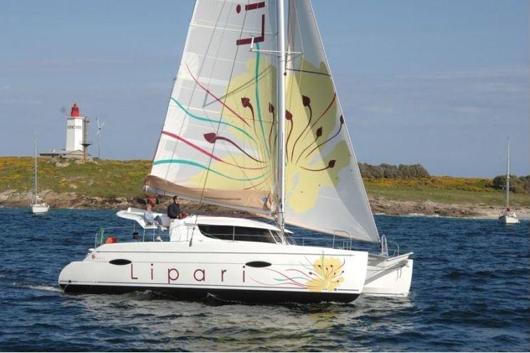 Charter Yacht Lipari 41 - 3+2 Cabins - Bahamas - Marsh Harbour