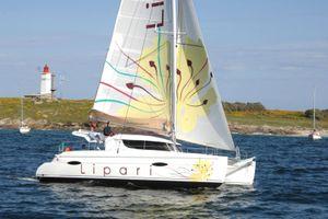 Lipari 41 - 3 + 1 Cabins - Tortola,BVI