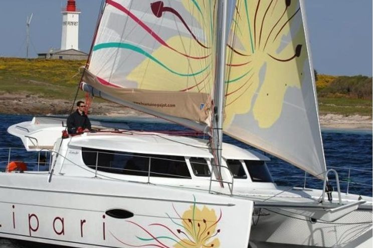 Charter Yacht Lipari 41 - 4 Cabins - 2012 - Athens