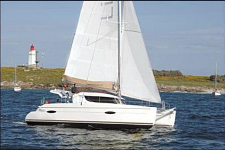 Charter Yacht BEING NAUTI
