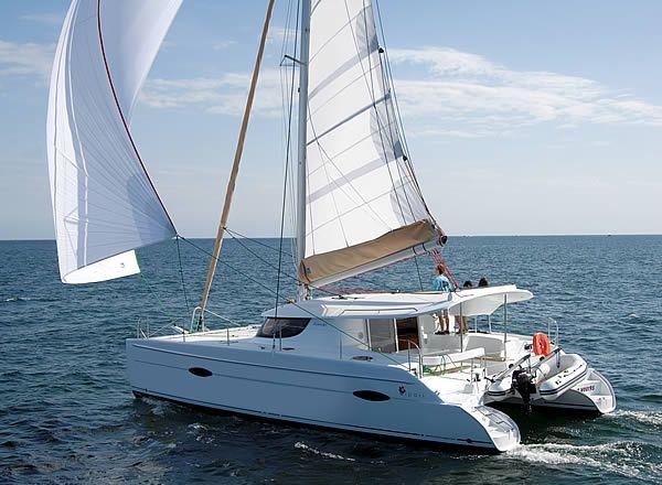 Lipari 41 - 4 Cabins - Miami