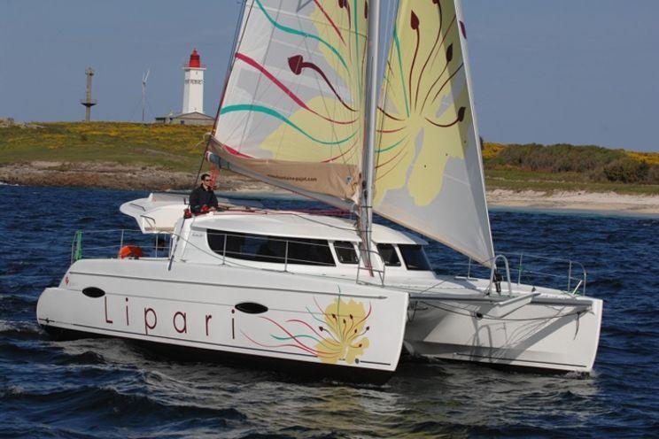 Charter Yacht Lipari 41 - 4 + 2 Cabins - Le Marin - Martinique