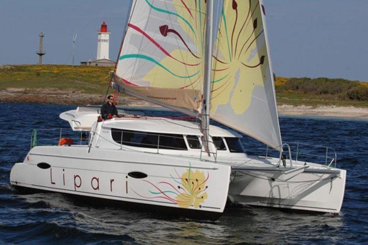Charter Yacht Lipari 41 - 4 Cabins - Mahe,Seychelles