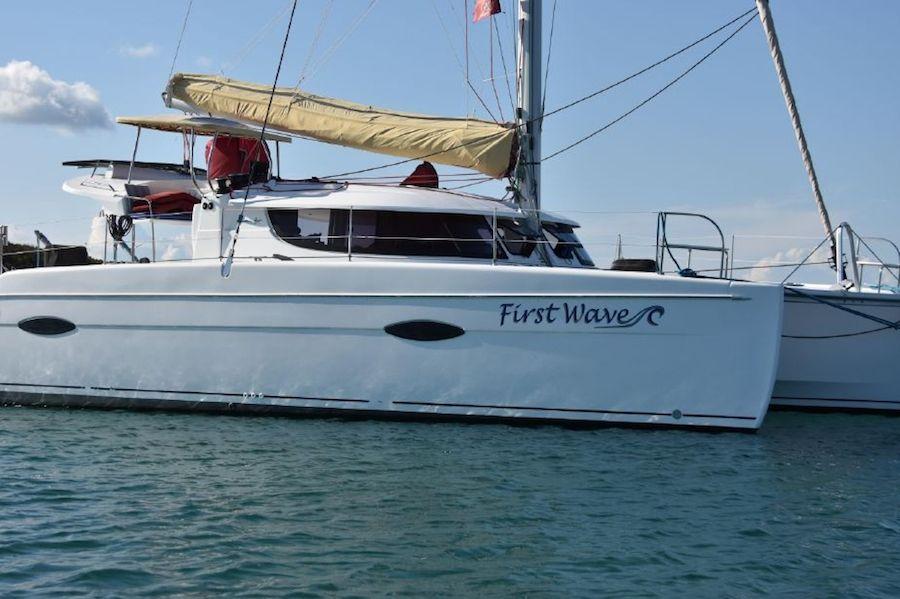 Lipari 41 - 4 Cabins - 2012 - Fort Lauderdale