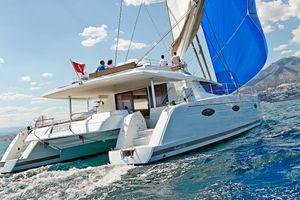 LIR - Fountaine Pajot Victoria 67 - 4 Cabins - Caribbean Islands - Portofino - Sicily - Corsica