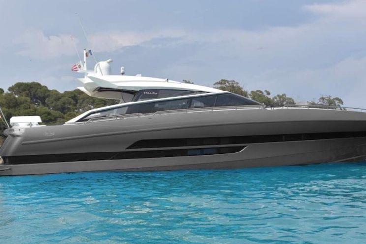 Charter Yacht LITTLE ONE - Baia Italia 70 - 3 Cabins - Antibes - Cannes - Nice - St Tropez