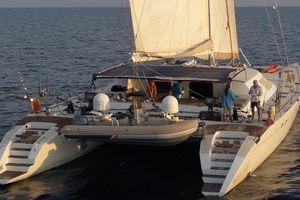 LONESTAR - Custom 85 Catamaran - 6 Cabins - Anambas islands - Phuket - Malaysia - Myanmar - Mergui archipelago