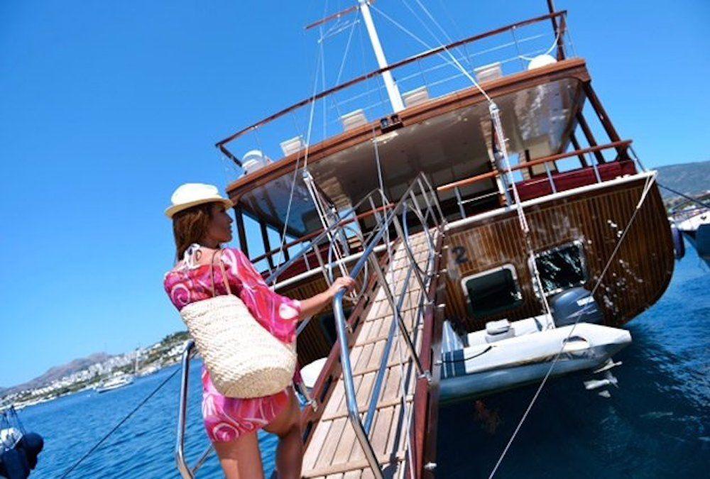 Gulet Love Boat Aft