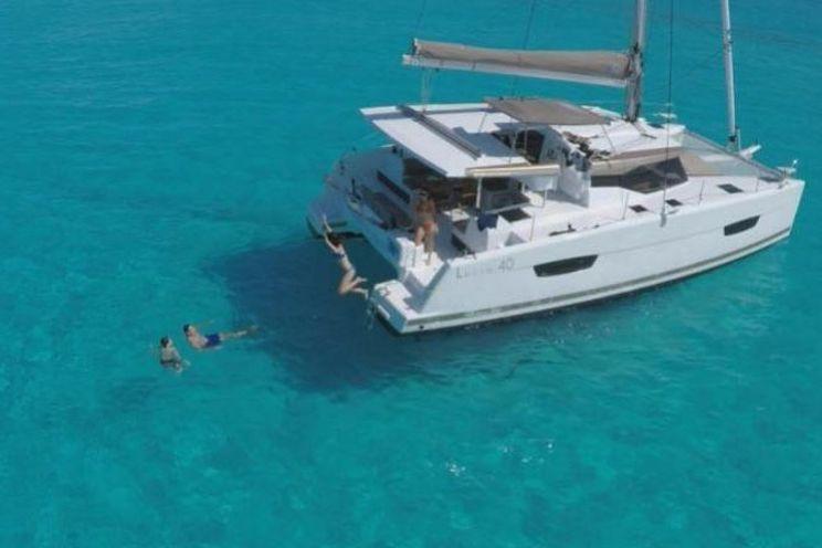Charter Yacht Fountaine Pajot Lucia 40 - 4 Cabins - Phuket, Thailand