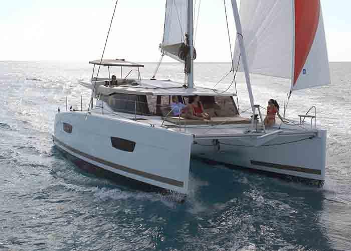 Lucia 40 Grande Croisiere - 4 Cabins - Tahiti,Bora Bora,South Pacific