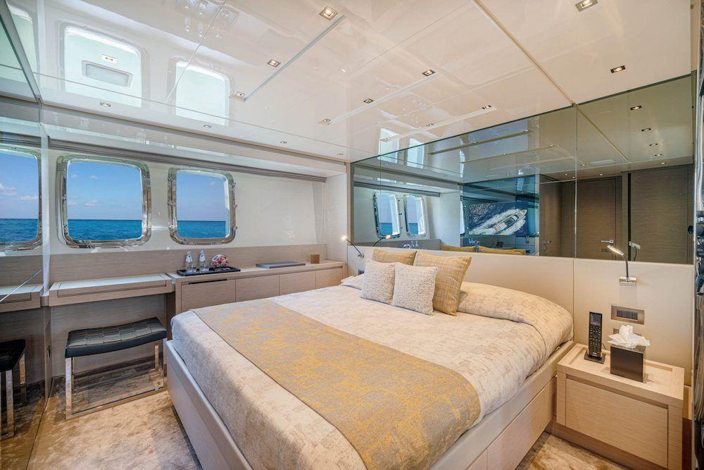 LUCKY San Lorenzo 78 VIP Cabin