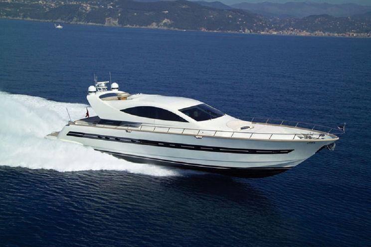 Charter Yacht LUDI - Cerri 86 - 4 Cabins - Naples - Capri - Sorrento