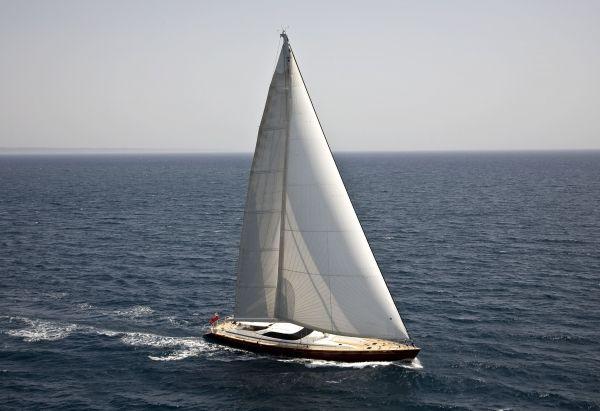 LUDYNOSA G - Fitzroy 123 - 4 Cabins - Monaco - Cannes - Porto Cervo - Bonifacio - La Maddalena