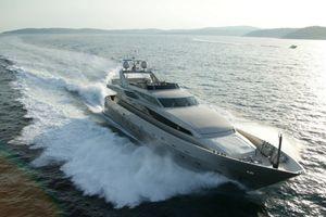 XANAX - Admiral 110 - 4 Cabins - Athens - Lefkas - Kos