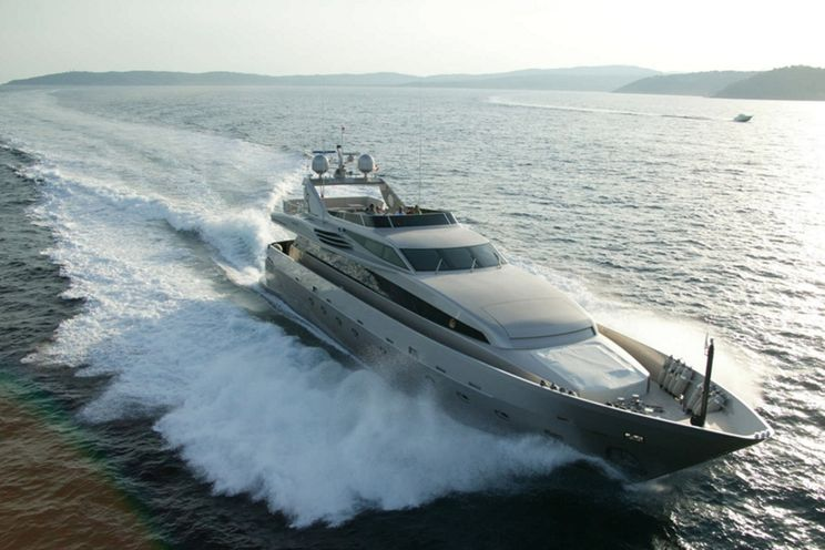 Charter Yacht XANAX - Admiral 110 - 4 Cabins - Athens - Lefkas - Kos