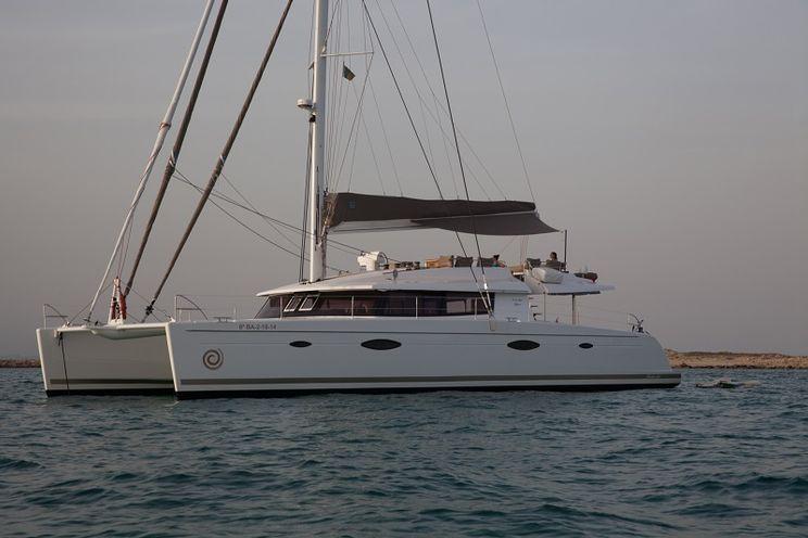 Charter Yacht MAGEC - Fountaine Pajot 67 - 4 Cabins - Ibiza - Menorca - Mallorca - BVIs - Tortola - St Barths