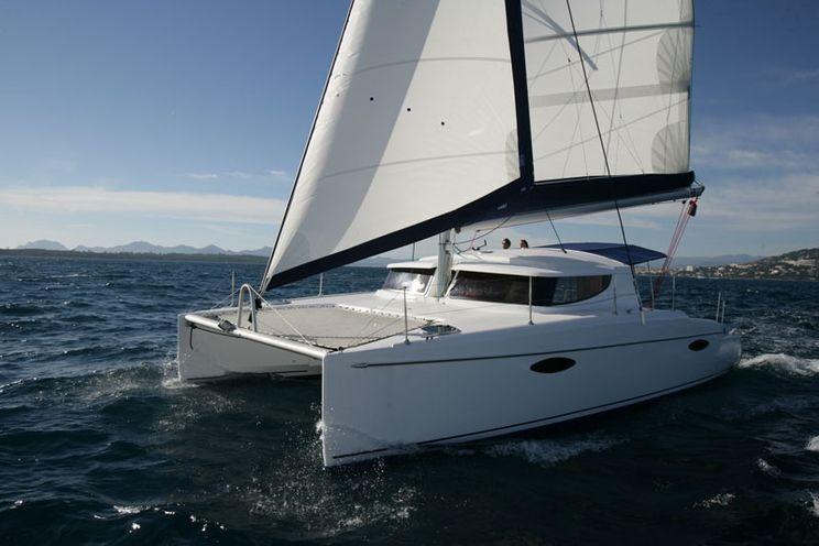 Charter Yacht Mahe 36 - 3 Cabins - Corsica - Bonifacio