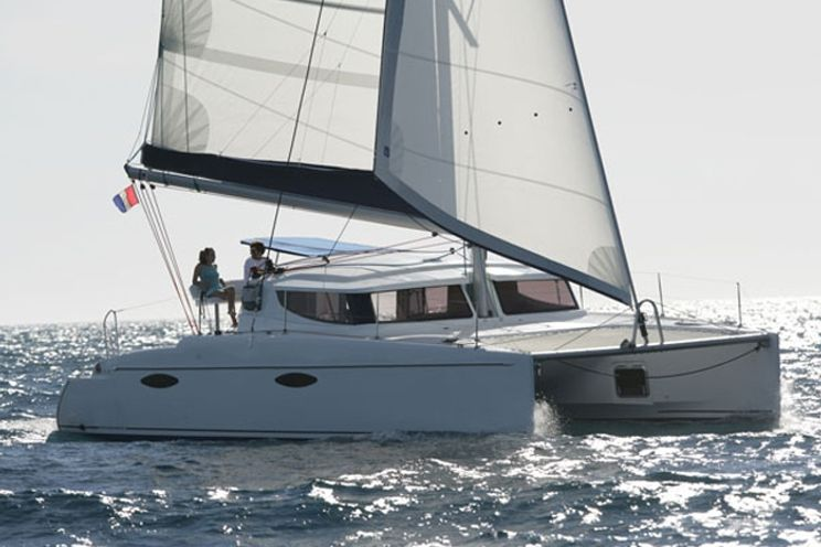 Charter Yacht Mahe 36(2008)- 3 Cabins - Mahe,Seychelles
