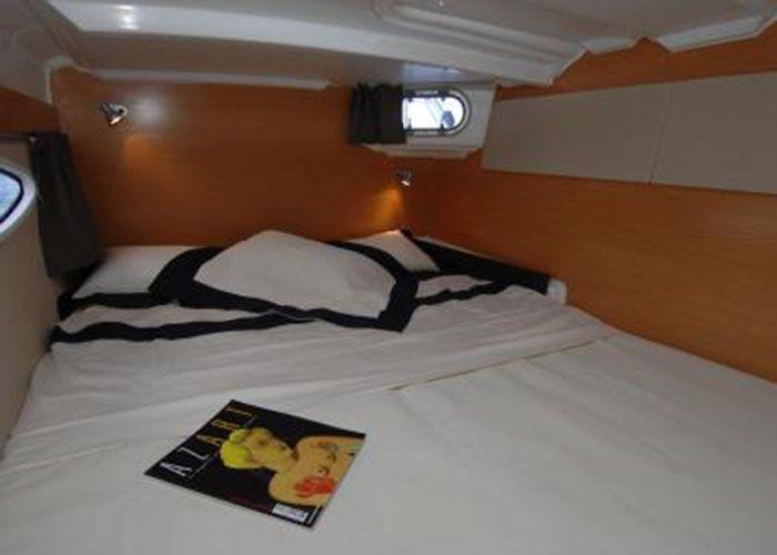 Mahe 36 - Cabin