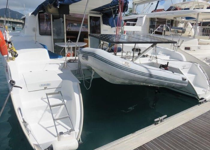 Mahe 36 - Marina