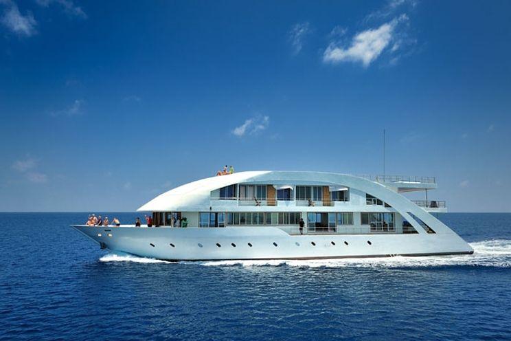 Charter Yacht MALDIVE MOSAIQUE - 12 Cabins - Maldives, Indian Ocean
