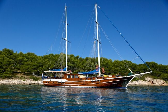MALENA - Gulet - 5 Cabins - Sibenik
