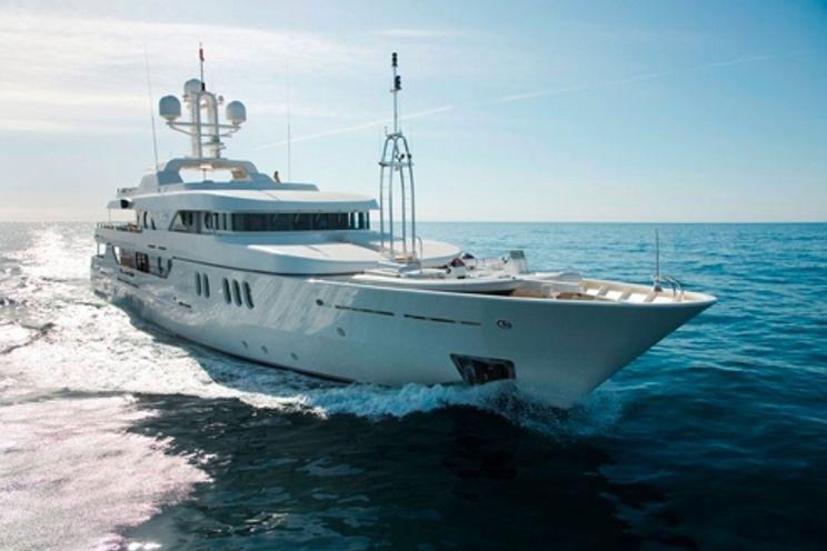 Charter Yacht MERCURY - Amels 50m - 5 Cabins - Croatia - Split - Dubrovnik - Athens